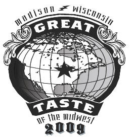 Great Taste of the Midwest 2009