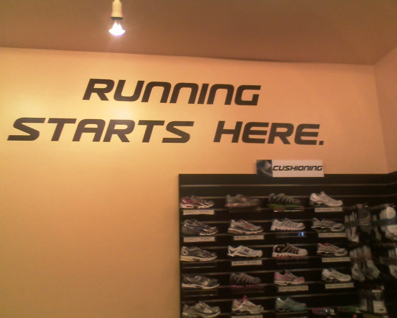 Oh No Not Another Running Blog Secondwind Ortigas Home Depot Is Now Open