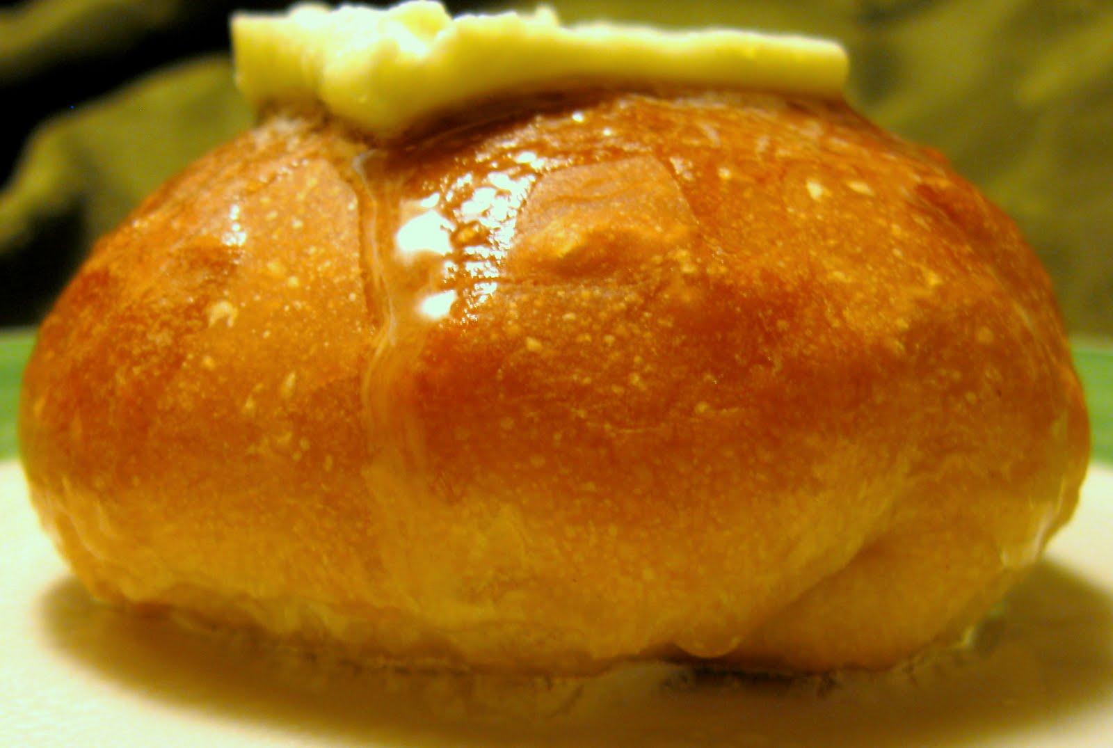Hot Dog Dinner Rolls