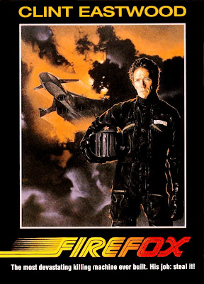 Irán presentó su caza stealth F-313 Firefox-clint-eastwood-movie-poster