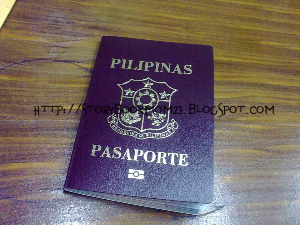 if passport lost how to get new one