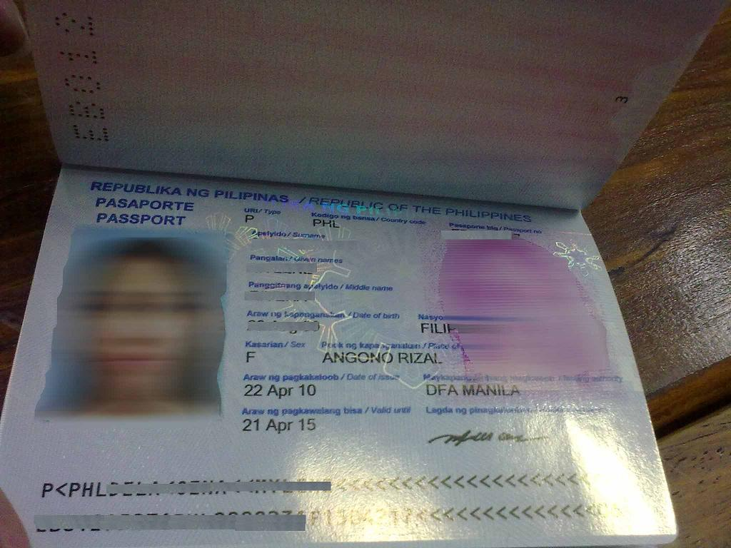 My Dfa Online E Passport Application Experience Story Book Mom