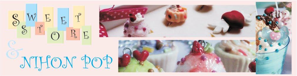 Sweet Store & Nihon Pop