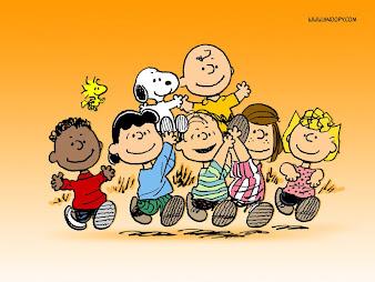 #4 Charlie Brown Wallpaper