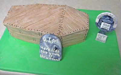 Image Result For Mechanic Birthday Cake