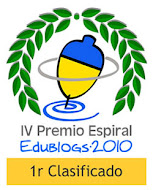 1 CLASIFICADO PREMIO ESPIRAL 2010