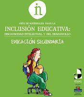 Guía de Inclusión Educativa en Secundaria