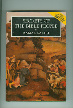SECRETS OF THE BIBLE PEOPLE by Kamal Salibi