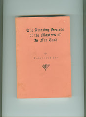 AMAZINE SECRETS OF THE MASTER OF THE FAR EAST