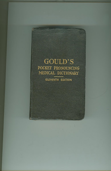 GOULD'S MEDICAL DICTIONARY