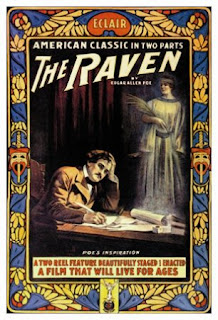 an analysis of symbolism in the raven by edgar allan poe Edgar allan poe, for example, used symbolism in most of his poetry and short  stories in order to force the reader to see his views on life,.