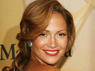 Jennifer Lopez Eyebrows on Jennifer Lopez