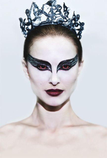 Natalie Portman Black Swan Transformation Scene. Natalie Portman in the Black