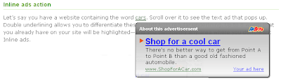 AdBrite inline ads example 2