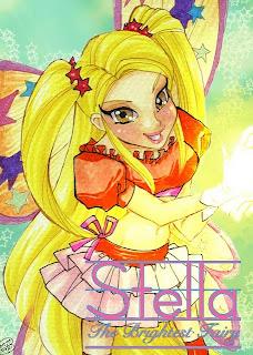 Феи WINX и анимешницы Журнал sailor stars ищет работников!