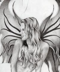 """unfinished """"Dark Fairy"""""""