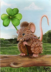 """Lil Luck"" ACEO - SOLD"