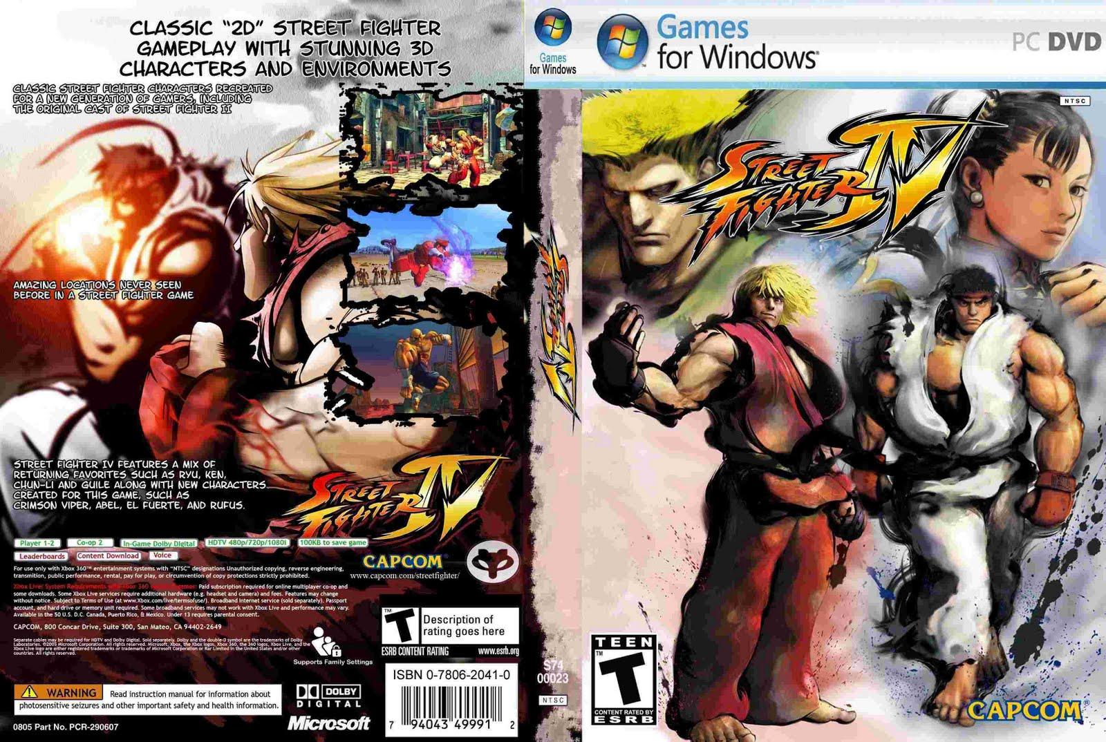 Super Street Fighter IV Arcade Edition Español MEGA