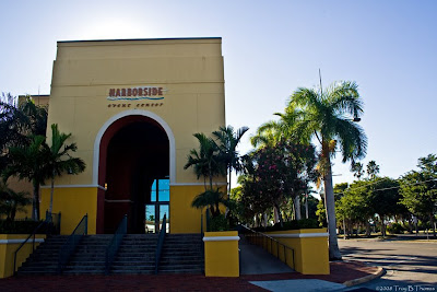 Harborside Event Center in downtwon Fort Myers plays host to several events