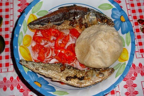 The tower of babel making ghana 39 s staple kenkey engl for Authentic african cuisine from ghana