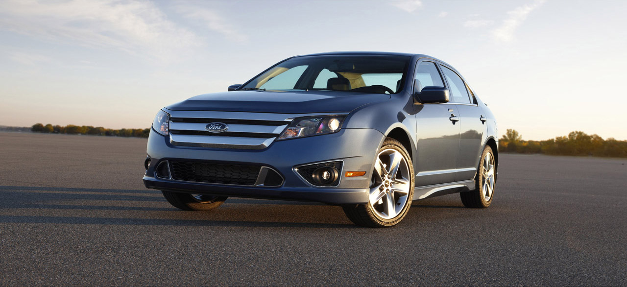 2010 Ford Fusion Hybrid the Cars