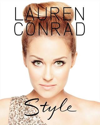 lauren conrad style tips. Lauren+conrad+style+book+