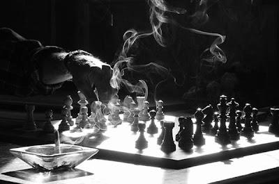 La muerte y el ajedrez