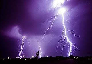Las tormentas