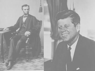Abraham Lincoln - John F. Kennedy