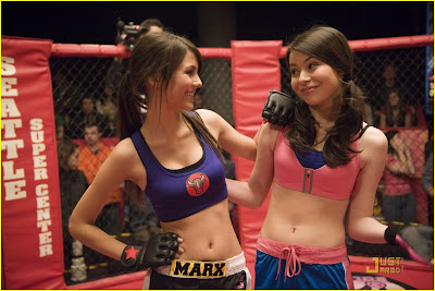 VICTORIA JUSTICE FIGHTS WITH MIRANDA COSGROVE