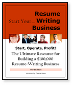 Starting a Resume Business