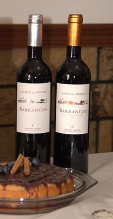 Vinho - CASTELO DE NOUDAR - BARRANCOS