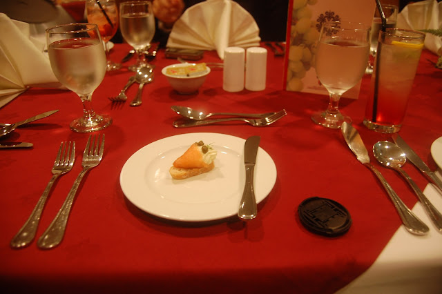 table set up of fine dining search