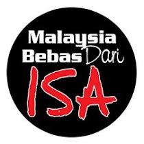 bebas dari ISA