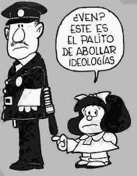Aaaayy... Mafalda... qué maravilla!