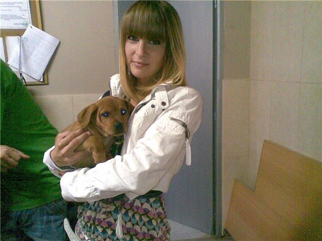 Adopción de un cachorrito en Noviembre 2008!!