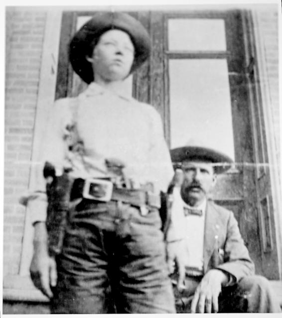 Old West Women Outlaws