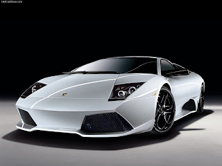 Don't you just love the Lamborghini Murcielago?