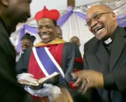 Pastor Zuma?