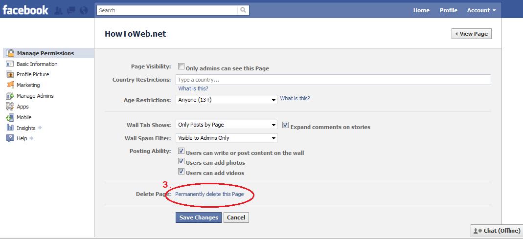 How Do I Deactivate Facebook.How - 43.1KB