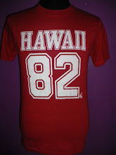 Vtg Sunstroke Hawaii 82