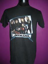 """Vintage Metallica 87"""""""