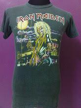 Vintage iron Maiden 81