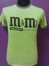 Vintage M&M Shirt