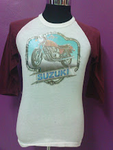 Vintage Suzuki Shirt