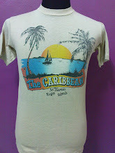 Vtg  The Caribbean Shirt