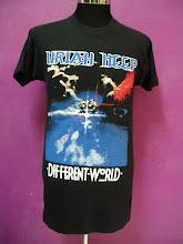 Vtg Uriah Heep 91