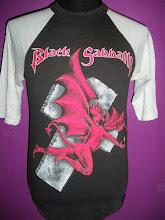 Vtg Black Sabatth