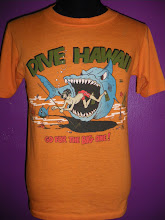 Vtg Jaws Hawaii SunStroke