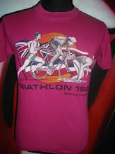 Vtg Triathlon 86